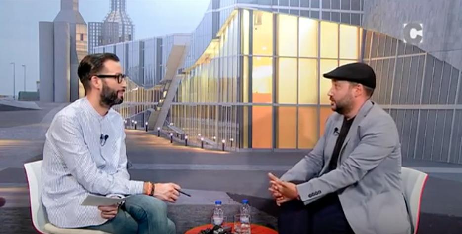 entrevista Xaime Cortizo